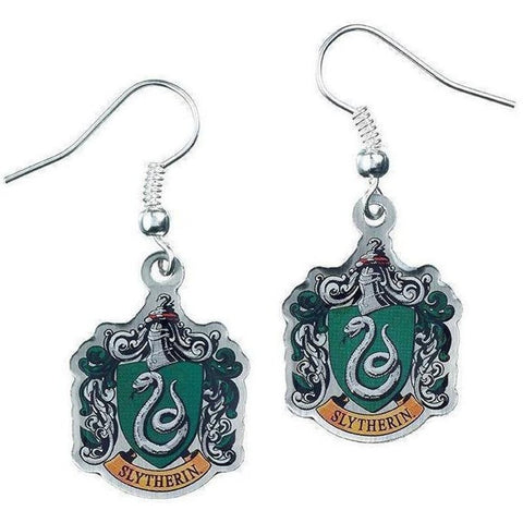 ( Slytherin Housebase )  Harry Potter Officially Licensed Earrings Jewellery £8.99 Wizarding Wares
