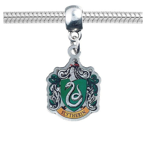 ( Slytherin Housebase Crest)  Harry Potter Officially Licensed Charms Charms £4.99 Wizarding Wares