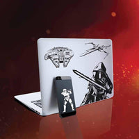 Star Wars Officially Licensed Gadget Decal Kit Stickers £3.99 Wizarding Wares