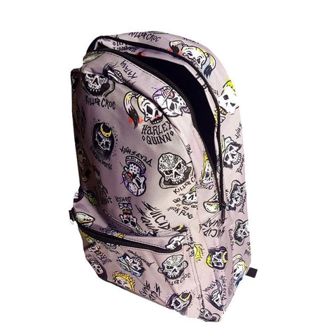 Suicide Squad Officially Licensed Character Backpack (Limited Stock) Backpack £29.99 Wizarding Wares