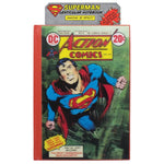 Superman Lenticular (3D style) Notebook (DC Comics) Books £3.99 Wizarding Wares