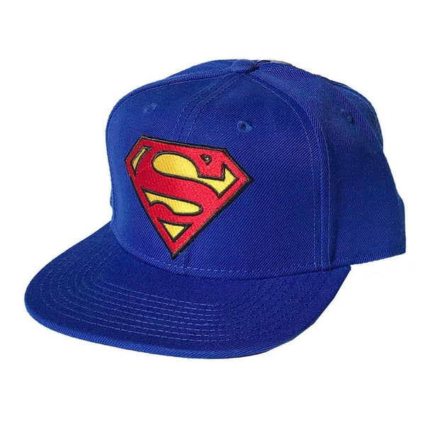 Superman Officially Licensed Snapback Cap Hats £14.99 Wizarding Wares