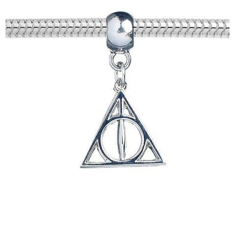 ( The Deathly Hallows )  Harry Potter Officially Licensed Charms Charms £4.99 Wizarding Wares