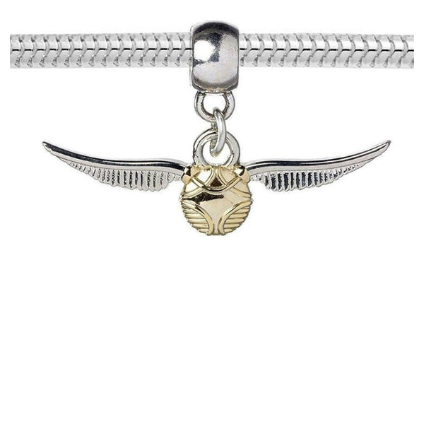 ( The Quiddich Golden Snitch )  Harry Potter Officially Licensed Charms Charms £4.99 Wizarding Wares