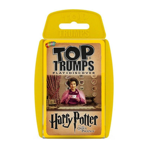 Top Trumps - Harry Potter & The Order of the Phoenix Top Trumps £4.99 Wizarding Wares