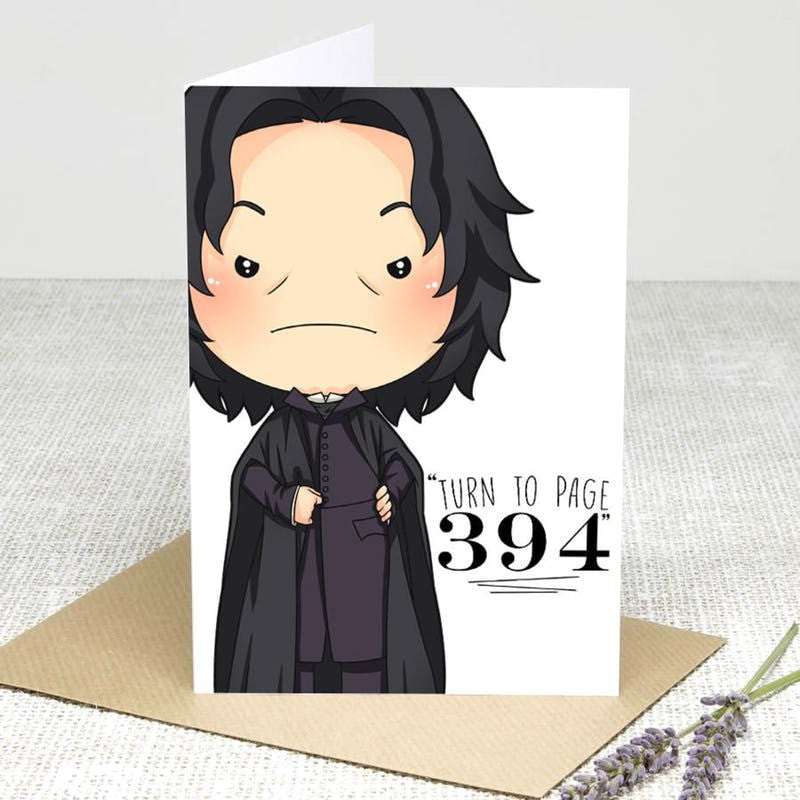 Turn to page 394! Greeting Cards £2.99 Wizarding Wares