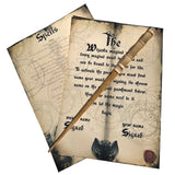 Wooden Hand Crafted Magic Wand (Solid Ash) + Extras Wand £14.99 Wizarding Wares