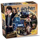 World of Harry Potter Philosopher's Stone Jigsaw Puzzle (500 piece)