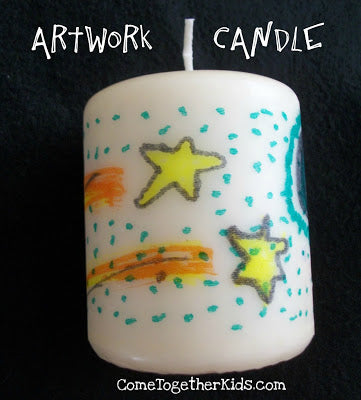 Artwork Candles