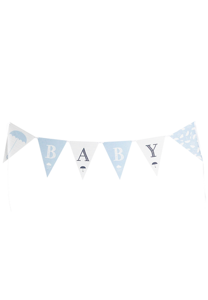 Baby Its Cold Outside - Paper Bunting
