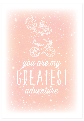 Greatest Adventure - Unframed Poster
