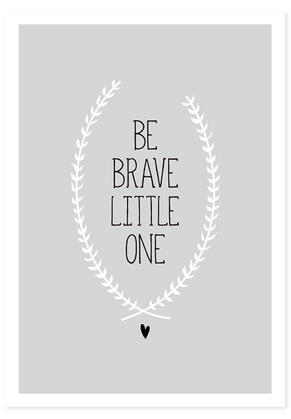 Little One - Unframed Poster