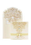 Baroque Jewel Invitation