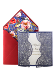 Matryoshka Enchanted Invitation