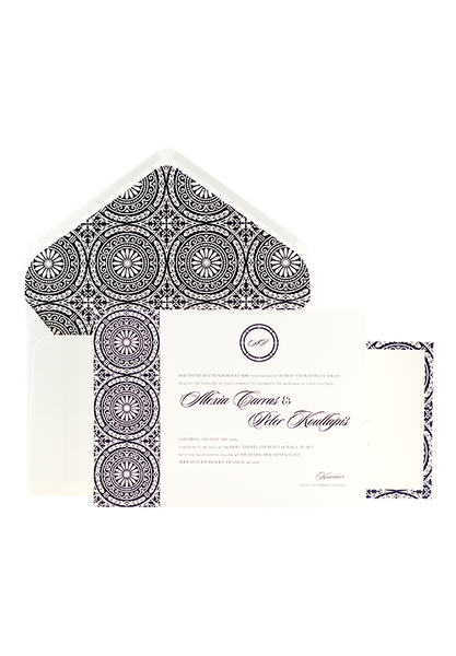 Capri Suite Invitation