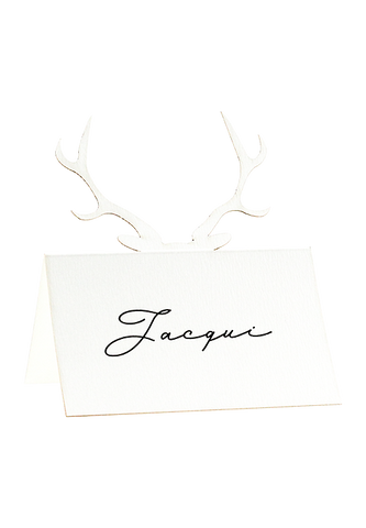 Oh Deer Pop-Up Place Card