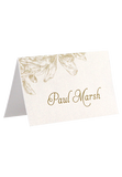 Aurora Place Card