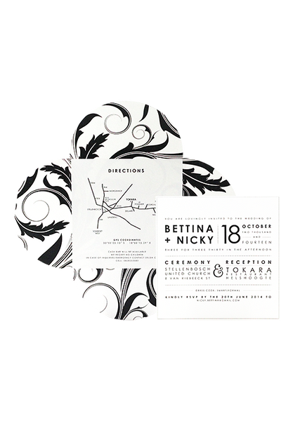 Bettina Invitation