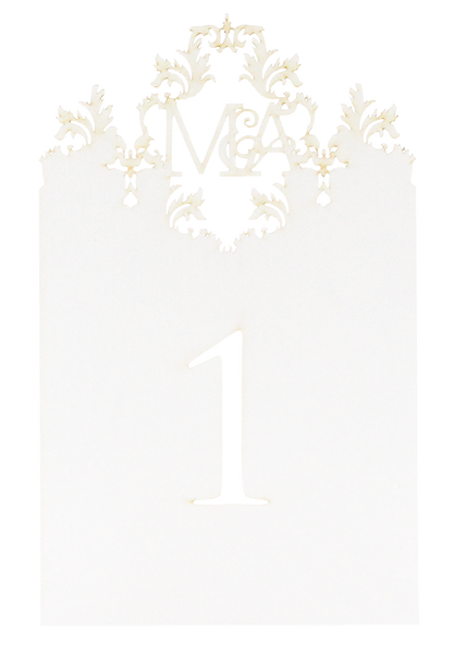 Palisade Table Number