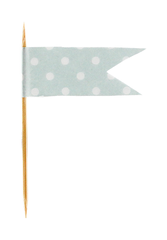 Little Elephants Food Flag