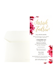 Cherry Blossom Invitation