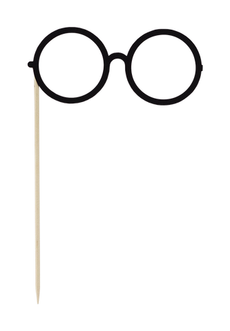 Photo Booth Prop - Glasses