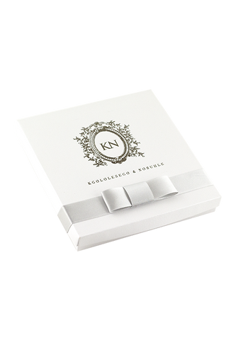 Royale Boxed Invitation - Silver Edition