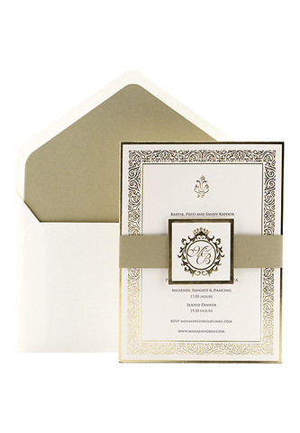 Ganesha Invitation