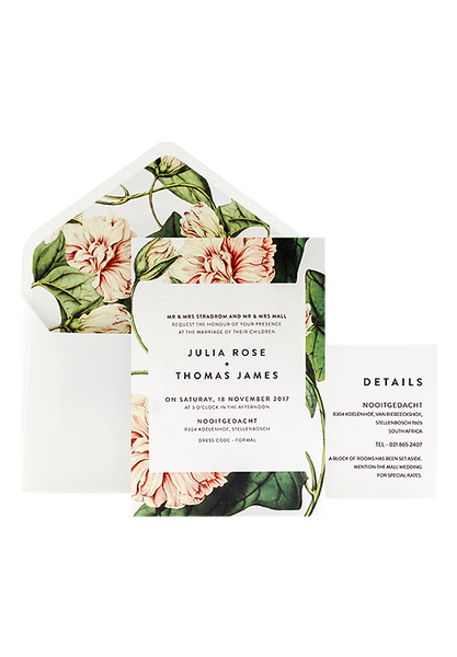 Botanica Invitation