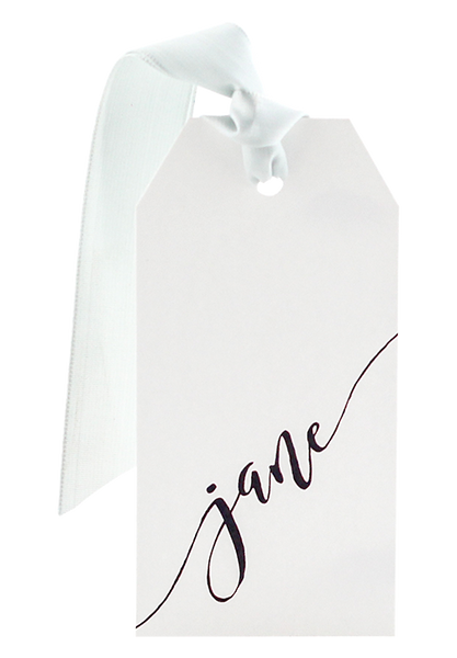 Azara Place Card Tag