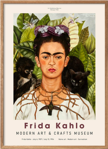 Frida Kahlo - exhibition