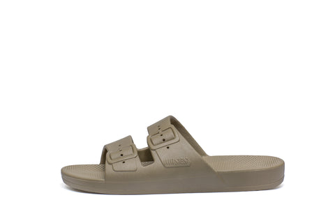 Freedom Moses slippers - khaki