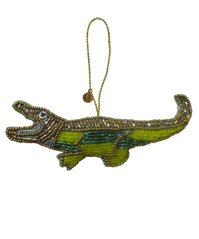 Steve the croc ornament