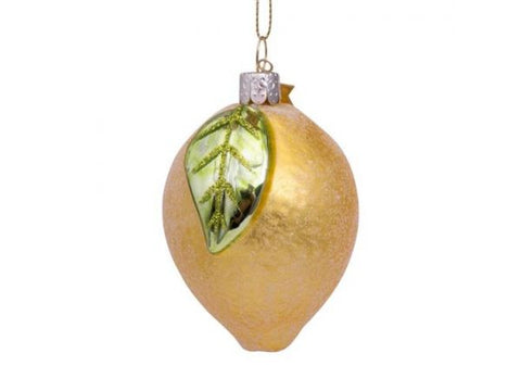 Lemon - ornament