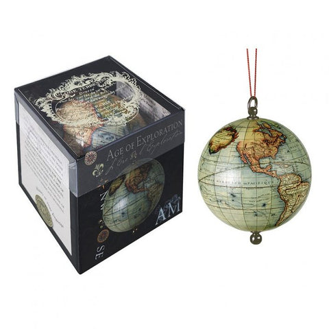Age of Exploration globe