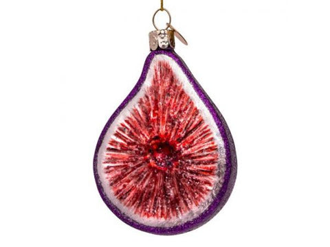 Purple fig - ornament