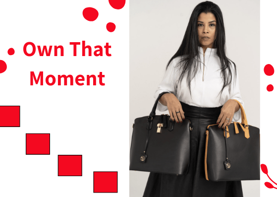 Own Every Moment With Vicenzo Leather Collection