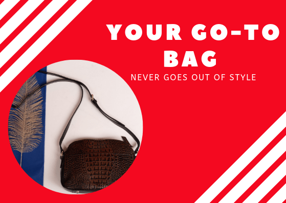 Your Go-to Bag - Everything You Need