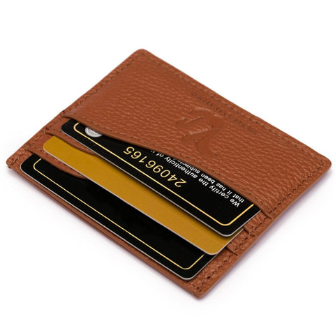 Kricia Credit Card Holder Wallets - Vicenzo Leather - Designer