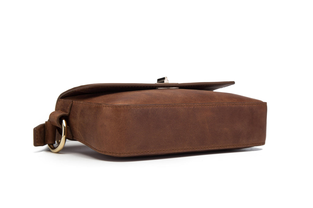 Zelie Leather Waistbag/Crossbody Bag Waistpack - Vicenzo Leather - Designer