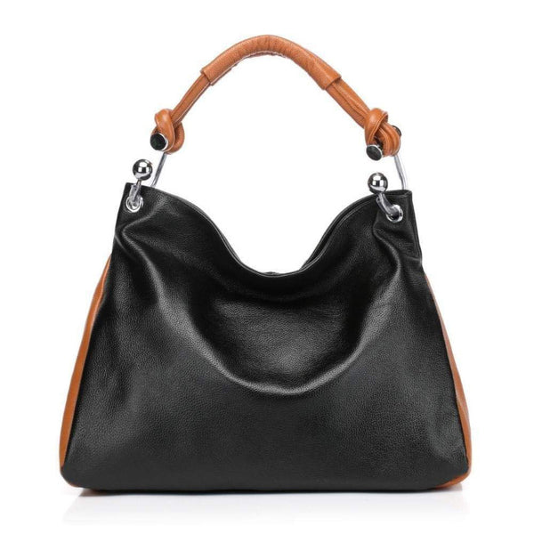 Black Leather Tote Bag Nz