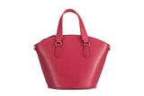 Celeste Top Handle Leather Handbag