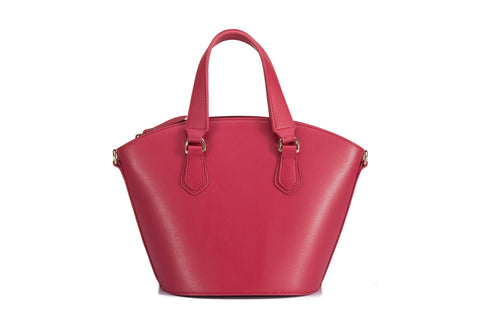 Celeste Top Handle Leather Handbag Handbags - Vicenzo Leather - Designer