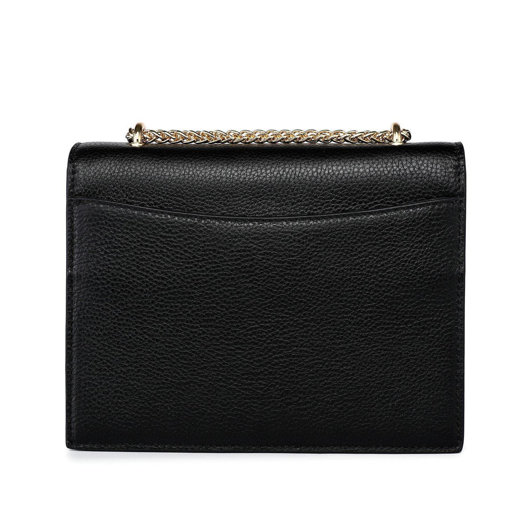 Tauren Grain Leather Crossbody Bag crossbody bag - Vicenzo Leather - Designer