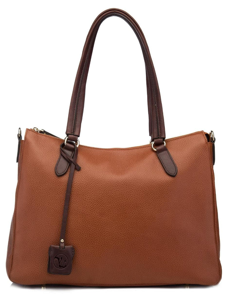 Emel Leather Handbag Handbags - Vicenzo Leather - Designer