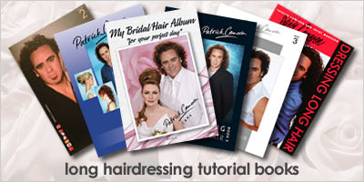 Long Hairdressing Tutorial Books