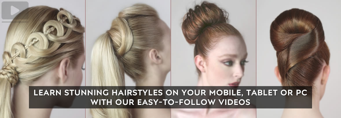 The Easy Classics and Easy Ponytails Collection - Video On Demand