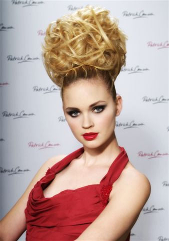Red Carpet Celebrity Hair Upstyles Patrick Cameron