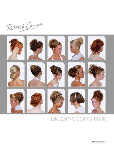 Dressing Long Hair 3 - Back Cover