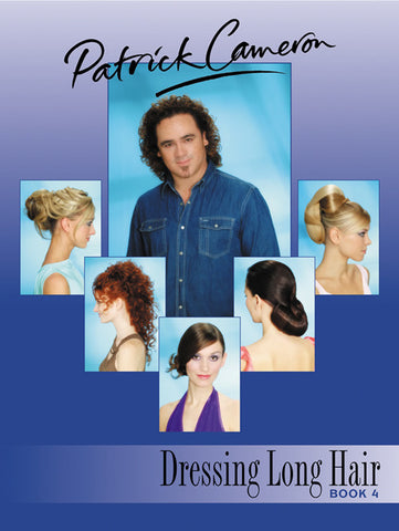 Long Hair Styling Tutorial Books | Patrick Cameron
